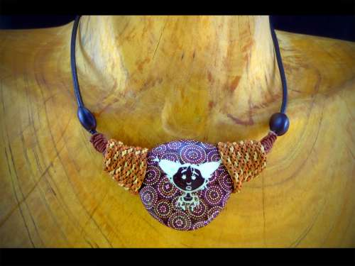Collier A couettes