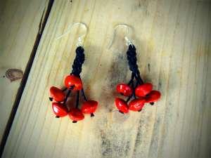 Boucles d'oreilles Épi
