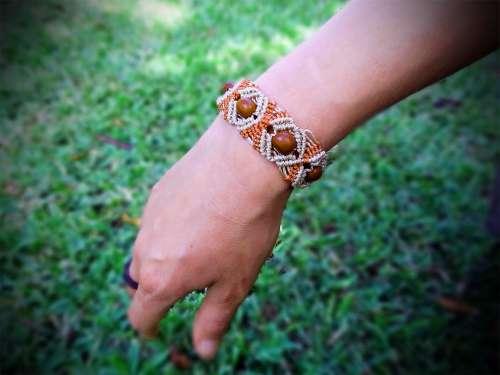 Bracelet Parenthèse