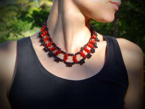Collier «Double»