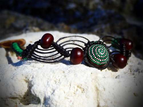 Bracelet Courbes
