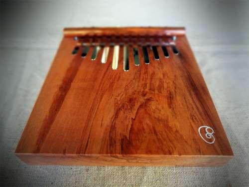 Kalimba 11 lames classique
