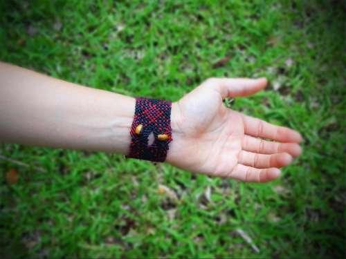 Bracelet Diagonales, Mixte